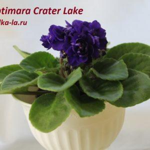 Optimara Crater Lake